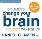 AF04430D Dr. Amen's Change Your Brain Workshop