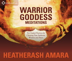 AW04650D Warrior Goddess Meditations