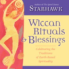 AW00747D Wiccan Rituals and Blessings