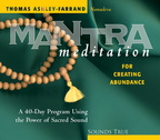AW00748D Mantra Meditation for Creating Abundance