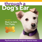 JL03919D Through a Dog's Ear Puppy Volume 1
