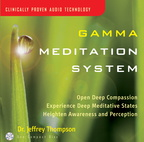 RC03111D Gamma Meditation System 1CD