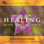 RC06102D Music for Healing Mind, Body and Spirit