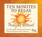 RC06600D Ten Minutes to Relax Peaceful Retreat