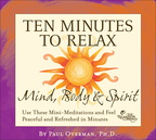 RC06601D Ten Minutes to Relax Mind, Body and Spirit