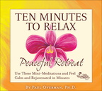 RC06602D Ten Minutes to Relax Peaceful Retreat