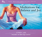 RC07017D Meditations for Balance and Joy