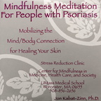 AW05652D Mindfulness Meditation for People with Psoriasis