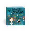 BK05378 Good Night Yoga Board Book 3D