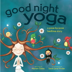 BK05378 Good Night Yoga board book