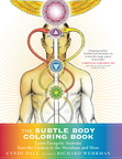BK04702 Subtle Body Coloring Book
