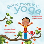 BK05971 Good Morning Yoga Board Book
